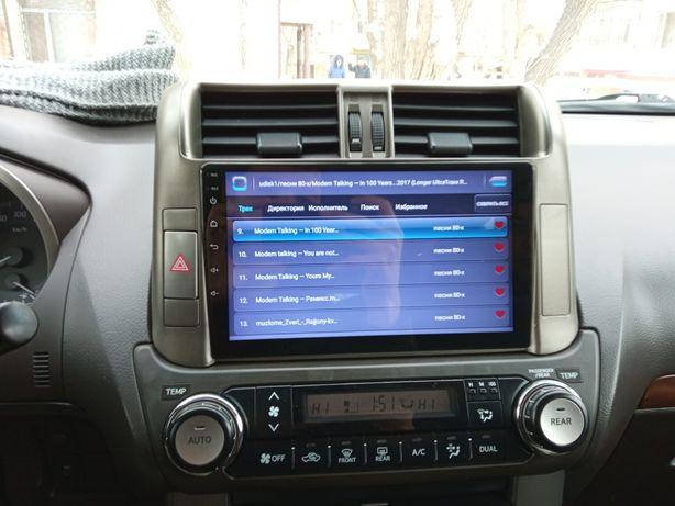 Автомагнитола TLC PRADO 2001/2018 Toyota Land Cruiser Prado