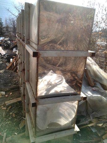 Puffer vas acumulare bazin rezervor inox 1800 L