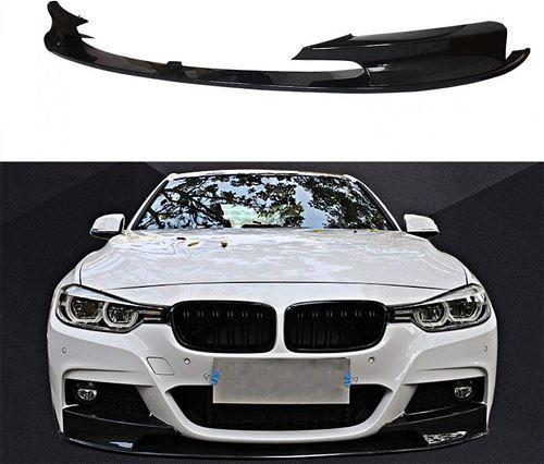 M Performance лип спойлер/нож за бмв ф30/ф31 BMW F30/F31 lip spoiler
