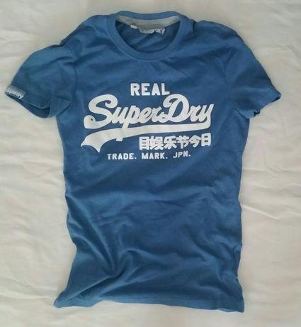 Продавам Мъжка Тениска Superdry номер:S