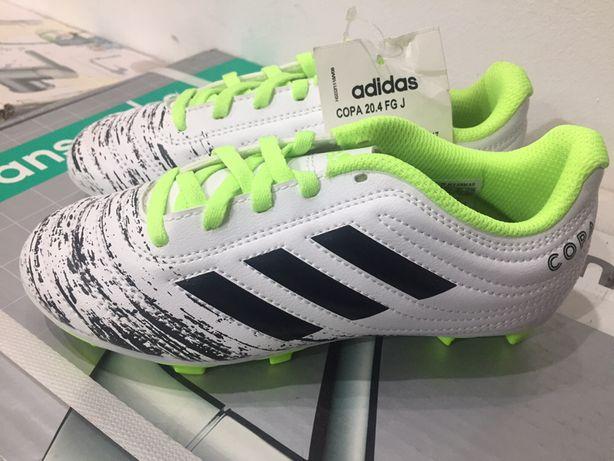 Ghete Fotbal Pentru Copii Adidas COPA 20.4 FGJ