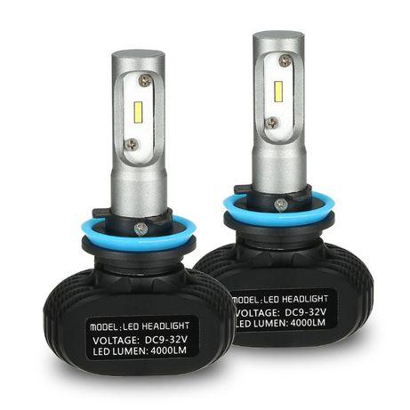 Bec led H7 S2 (set 2 bucati) 6500 k Lumina Puternica transport 0