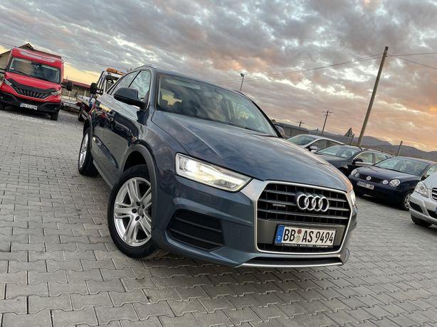 Audi Q3 2.0tdi(184cp!) quattro IMPECABIL