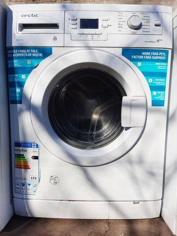 Mașini de spălat rufe automate