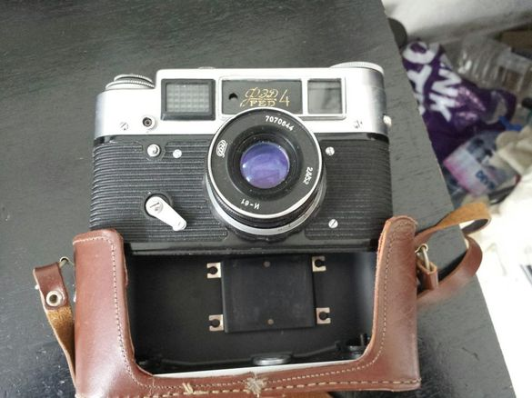 """Фотоапарат """"Fed 4"""""""