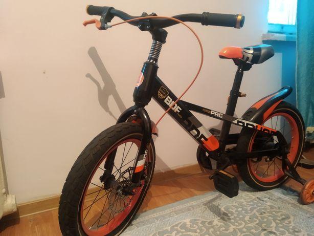 Велосипед детский по низкой цене почти новый