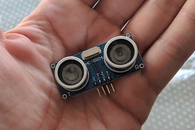 Датчик расстояния для arduino HC-SR04