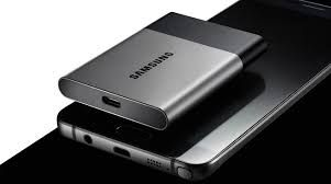 Ssd 1 terra Samsung T3 foarte mic,Nou schimb cu Gopro,etc