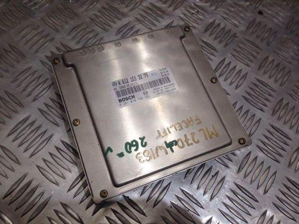 Компютър Мерцедес МЛ в163 270цди - Mercedes ML w163 270cdi facelift