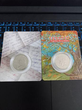 Монеты в блистерах