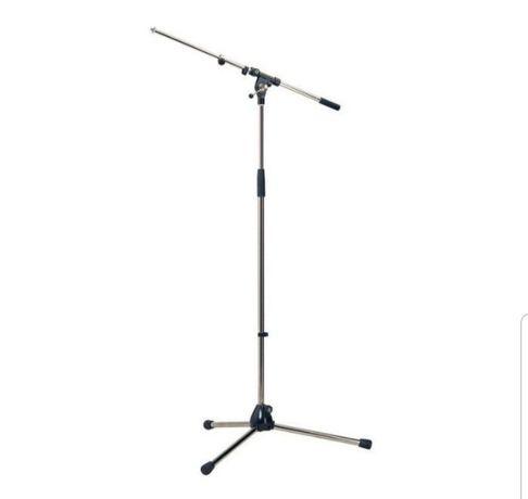 Stativ/suport microfon,tip girafa,nuca inclusa,reglabil