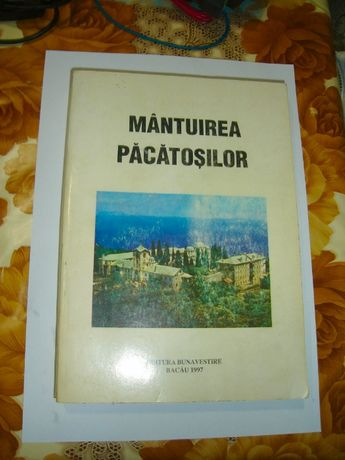 Mantuirea Pacatosilor - Editura Bunavestire Bacau anul 1997