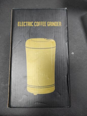 Mini Rasnita de Cafea Wouiiay - M150A - Electrica - Negru - Noua