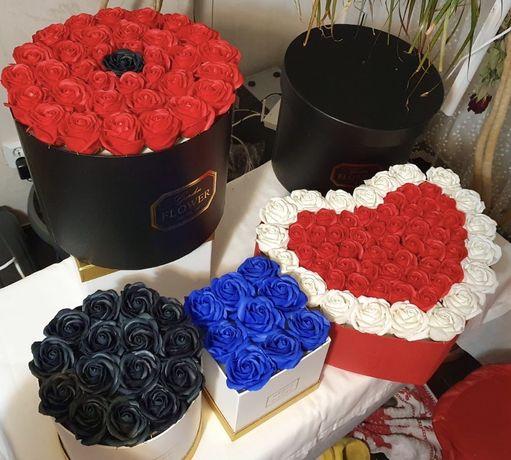 Aranjamente trandafiri de săpun ! Cele mai mici prețuri !