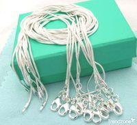 S2,lant argint 925,nou/marcat,unisex, tip sarpe 50-52 cm,