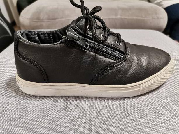 Vând pantofi din piele pentru băieți, mărimea 31, Mango