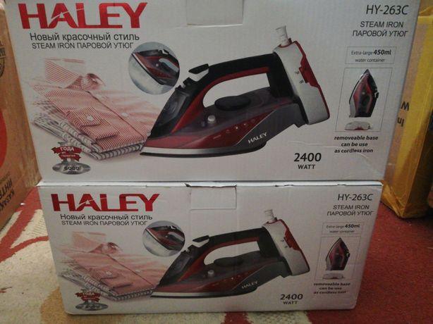 Новый Паровой утюг Haley