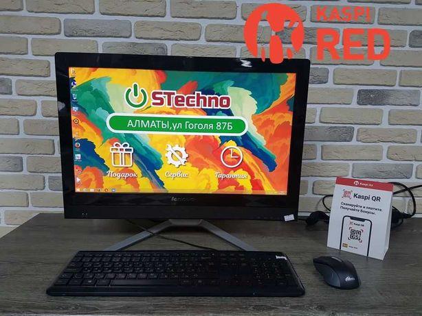 "Моноблок Lenovo Pentium 21.5""Full HD Рассрочка KASPI RED!Гарантия Год!"