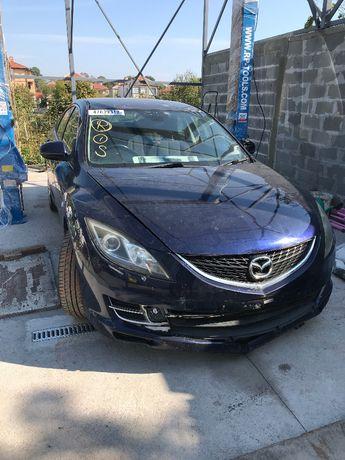 Мазда 6 Mazda 6 2008 2.0D TS2 140hp на части