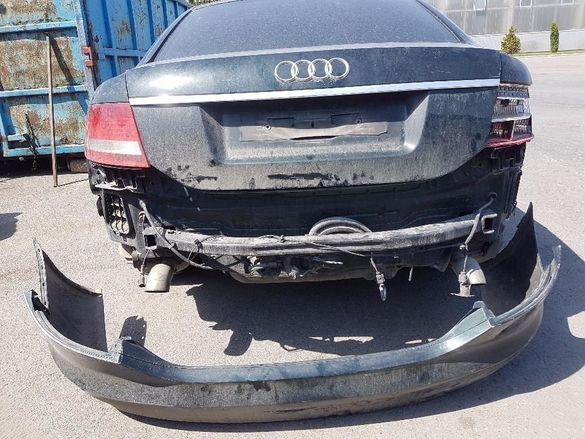 НА Части ! Audi A6 4F 2.7 TDI Quattro S-Line 4x4 Автоматик Ауди А6 4Ф гр. Пловдив - image 2