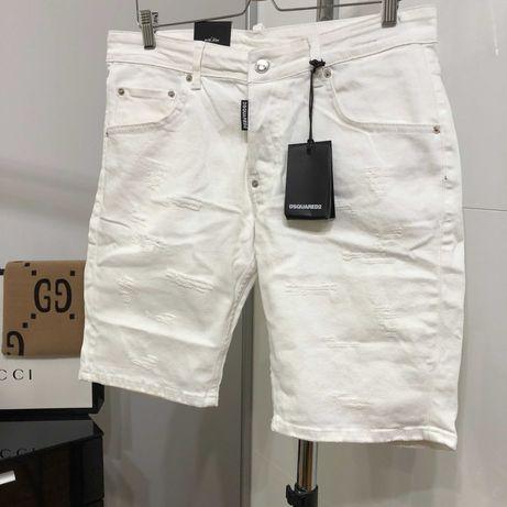 Pantaloni Scurti Blugi Dsquared 2 Barbati Model 2021