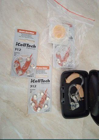 Продам слуховой аппарат Витус микро