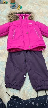 Зимний комбинезон для девочки известного финского бренда Kerry