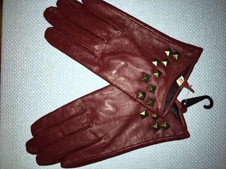 ЧИСТО НОВИ Ръкавици от естествена кожа