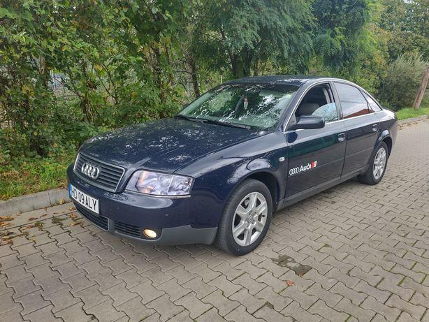Audi A6 // 1.9 TDI // Fabricație 2004 // unic proprietar