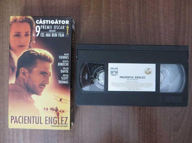 Pacientul englez (The English Patient) caseta video VHS originala