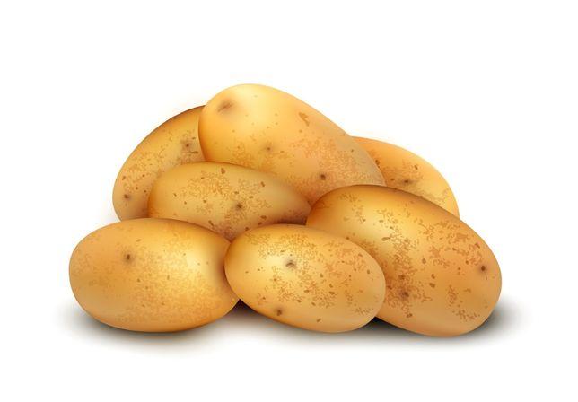 Продам домашний картофель 165