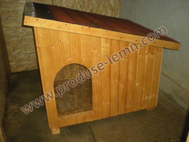 Cusca,cotet caine din lemn,izolat termic - Model Lynda