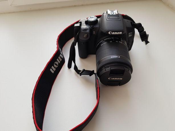 Фотоаппарат Canon 700D