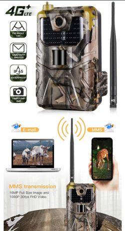 Hunting Hunter Camera Vanatoare 4G LTE Cartela Sim Supraveghere