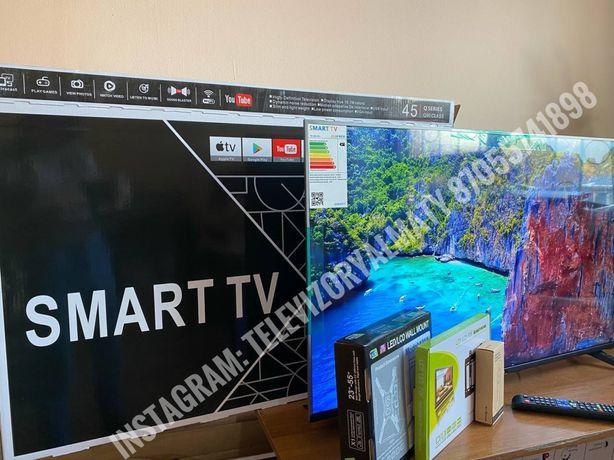 Телевизор НОВЫЙ с интернетом WIFI гарантия