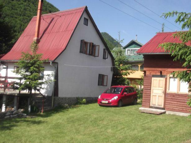 Vand casa si cabana de vacanta 8 cam, 3 bai, la Lepsa , Vrancea