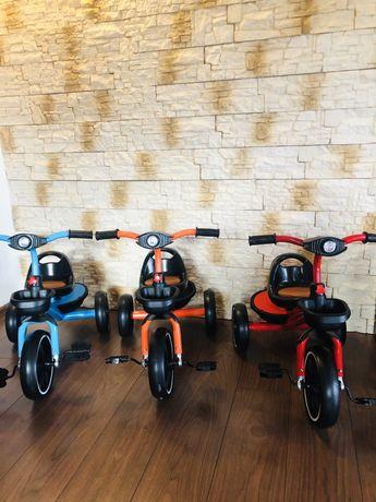 Triciclete mici cu sunete si lumini pentru copii