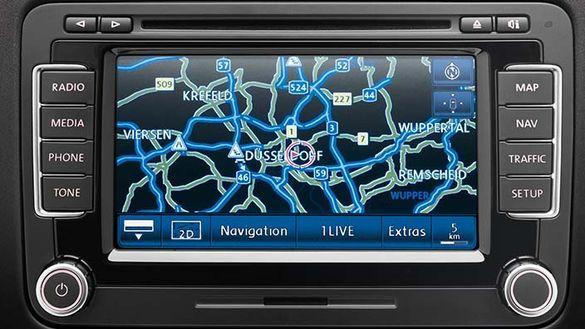 Най новите навигационни карти 2020 диск RNS-810 Volkswagen Фолксваген