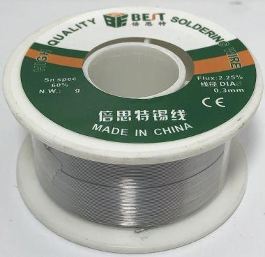 Cositor (Fludor), 0,3mm - 50gr