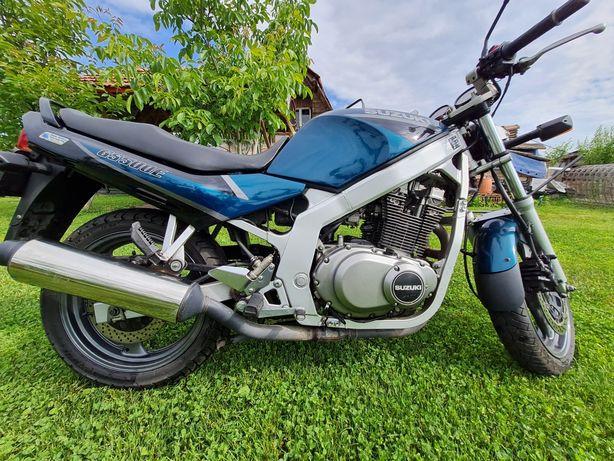 Suzuki GS500E 33kw