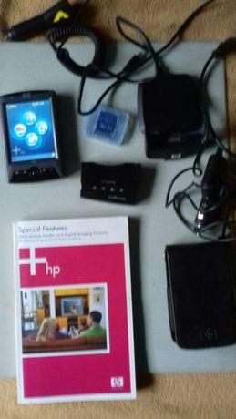 Pda HP cu bluetooh HPS .wifi . Camera foto