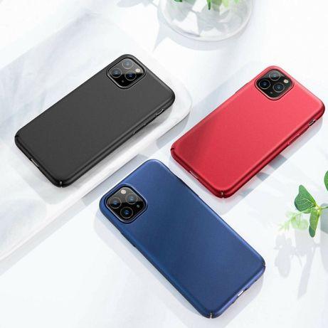 Thin Fit ултра тънък твърд мат кейс iPhone 11, 11 Pro, 11 Pro Max, 12