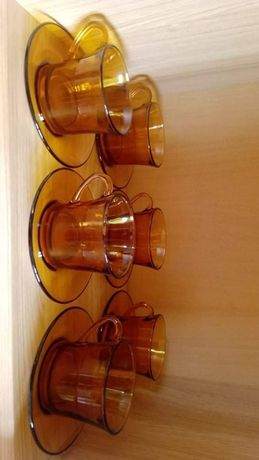 Дуралексови чаши за кафе и алкохол