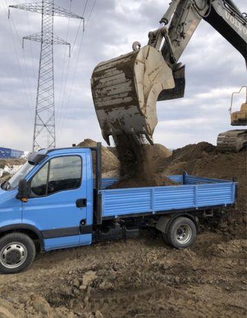 Nisip balastru pietris chisai vand balast transport piatra drum drenaj