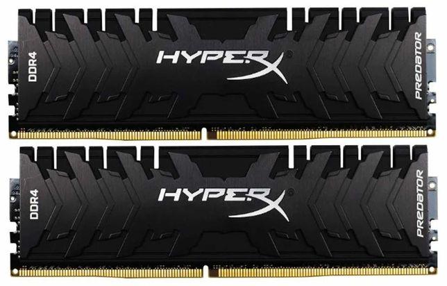 Обмен или Продам - HyperX Predator 16 Гб 2х8 частота 4266MHz