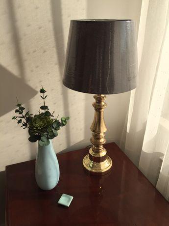 Класически американски настолни лампи, нощни лампи, полилей