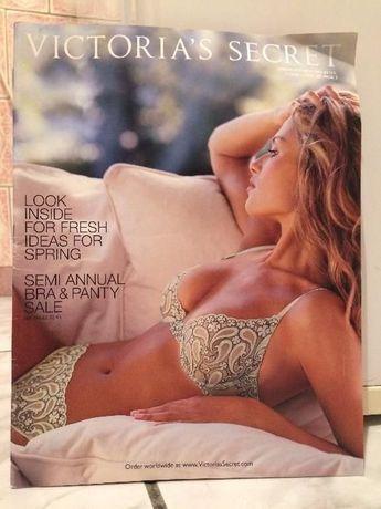 Rar! colectie de cataloage Victoria's Secret USA, 11 bucati 1998-2005