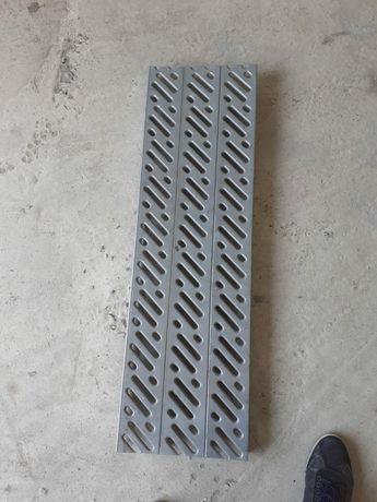 Scara metalică zincate cu transport inclus și 90x5m