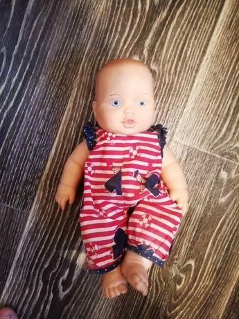 Кукла маленькая мягкая
