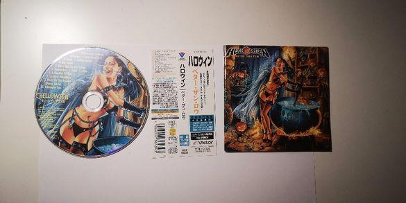 Helloweеn и Arch Enemy Japan CD Японски аудио дискове